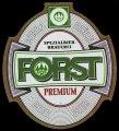 Forst Premium - Frontlabel