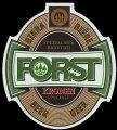 Forst Export - Frontlabel