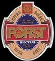 Forst Sixtus - Frontlabel