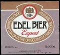 Edel Bier Export 66 cl - Frontlabel