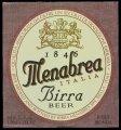 Menabrea Birra Blonda 660 ml - Frontlabel