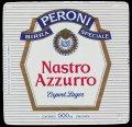 Nastro Azurro Export Lager 500 ml - Frontlabel
