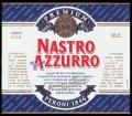 Nastro Azurro 66 cl - Frontlabel