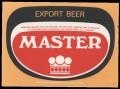 Master Export Beer - Frontlabel