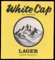 White Cap Lager - Frontlabel