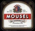 Mousel - Onst Letzebuerger Gold Premium Pils - Frontlabel