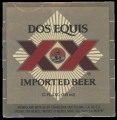 Dos Equis - Imported beer