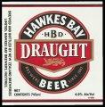 Hawkes Bay Draught Beer