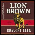 Lion Brown Draught Beer