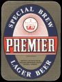 Premier - Special Brew - Lager Beer - Frontlabel
