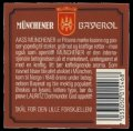 M�nchener - Backlabel