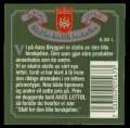 Lett�l - Backlabel