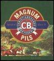 Magnum Pils - Frontlabel