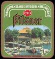 Pilsner Christiansholm Festning - Necklabel