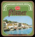 Pilsner Bryggen Mandal - Frontlabel