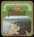 Pilsner Lomsesanden, Farsund - Frontlabel