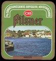 Pilsner Brekkest� - Frontlabel