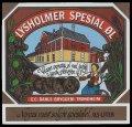 Lysholmer Spesial �l - Frontlabel