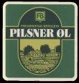 Pilsner �l - Frontlabel