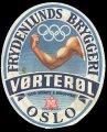 V�rter�l - Frontlabel