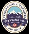 Frydenlunds Beer - Frontlabel