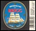 Brigg - Frontlabel