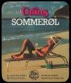 Sommer�l - Frontlabel