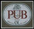 Pub �l - Frontlabel