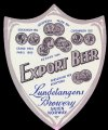 Export Beer - Frontlabel