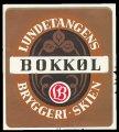 Bokk�l - Frontlabel