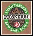Pilsner�l - Frontlabel