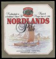Nordlands Pils - Backlabel