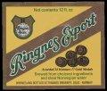 Ringnes Export - Frontlabel