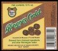 Ringnes Gold - Frontlabel