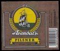 Arendals Pilsner - Frontlabel