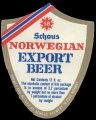 Norwegian Export Beer - Frontlabel