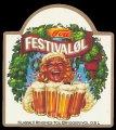 Festival�l - Frontlabel