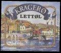 Krager� Lett�l - Frontlabel