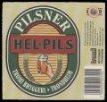 Hel Pils Pilsner - Frontlabel