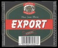 Export - Strong with barcode