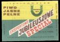 Piwo Jasne Pelne Jubileuszowe Special