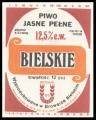Piwo jasne pelne - Bielskie