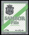 Sambor Pils - Frontlabel