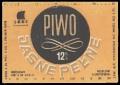 Piwo 12% Jasne Pelne - Frontlabel