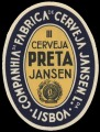 III Cerveja Preta Jansen