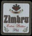 Zimbru Extra Bitter Pils - Frontlabel