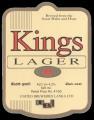 Kings Lager - Frontlabel