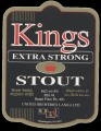 Kings Extra strong stout - Necklabel