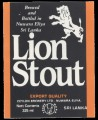 Lion Stout Extport Quality