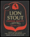Lion Stout Premium Quality